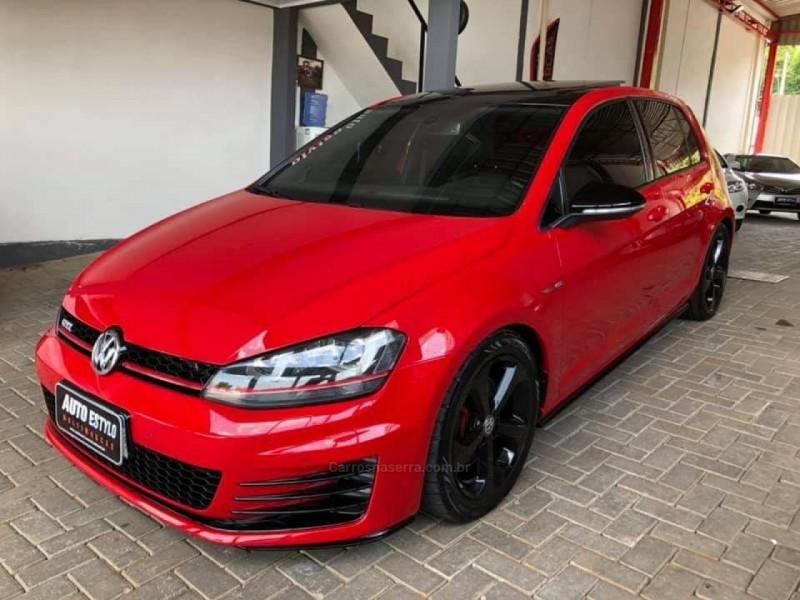 golf 2.0 tsi gti 16v turbo gasolina 4p automatico 2014 estancia velha