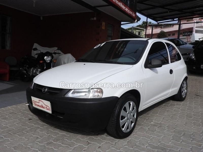 celta 1.0 mpfi 8v gasolina 2p manual 2001 caxias do sul