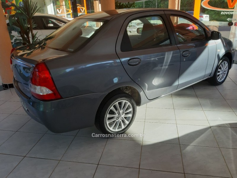 etios 1.5 xls sedan 16v flex 4p manual 2013 sao pedro da serra
