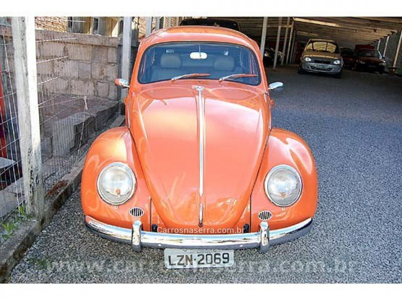 FUSCA 1.3 8V GASOLINA 2P MANUAL - 1968 - CAXIAS DO SUL