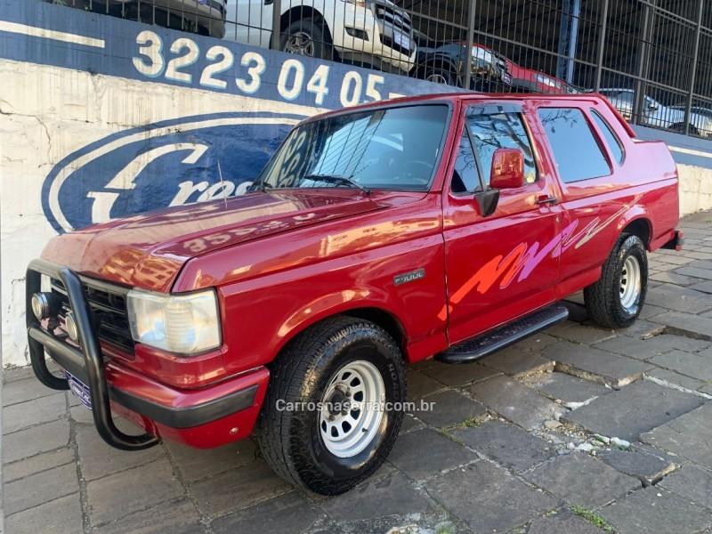 f 1000 4.3 xl 4x2 cs turbo diesel 2p manual 1994 caxias do sul