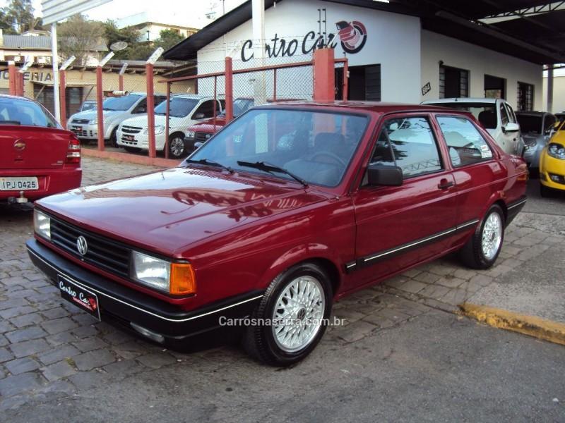voyage 1.8 plus 8v gasolina 2p manual 1990 caxias do sul