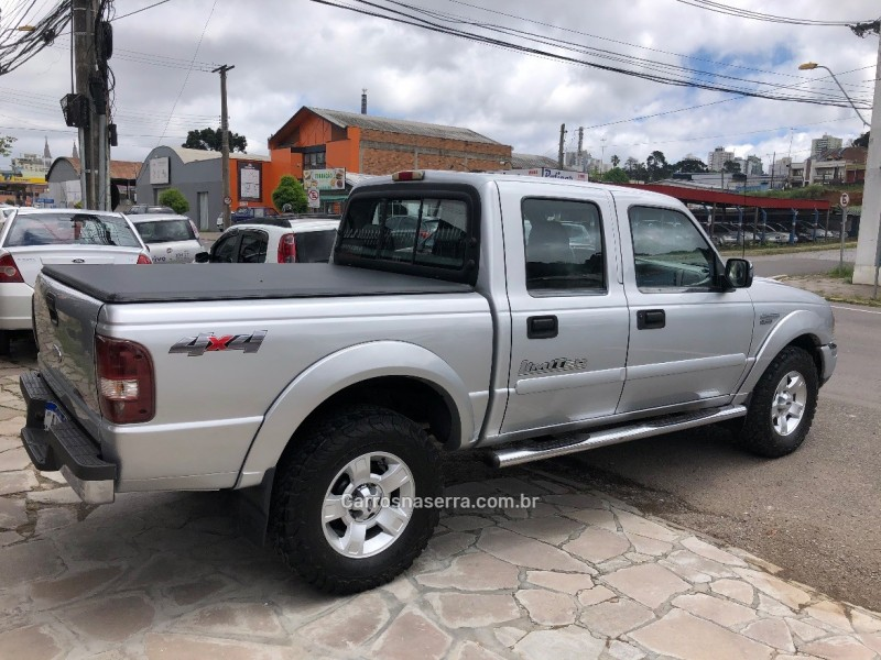 ranger 3.0 limited 4x4 cd 16v turbo eletronic diesel 4p manual 2005 caxias do sul