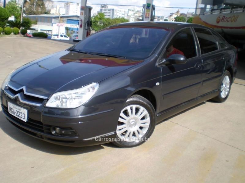 c5 2.0 mpfi exclusive 16v gasolina 4p automatico 2006 caxias do sul