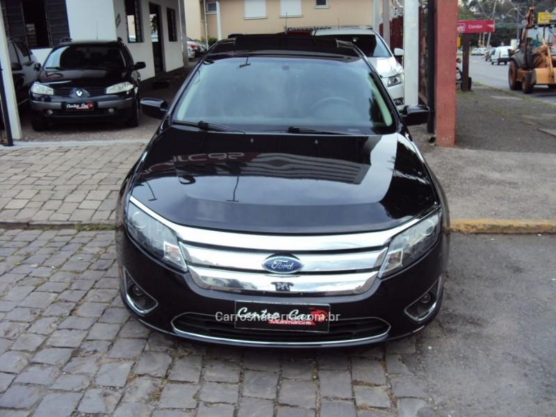 FUSION 2.5 SEL 16V GASOLINA 4P AUTOMÁTICO - 2011 - CAXIAS DO SUL