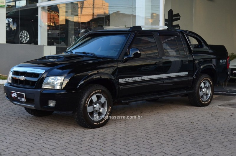 s10 2.8 executive 4x2 cd 12v turbo electronic intercooler diesel 4p manual 2011 caxias do sul