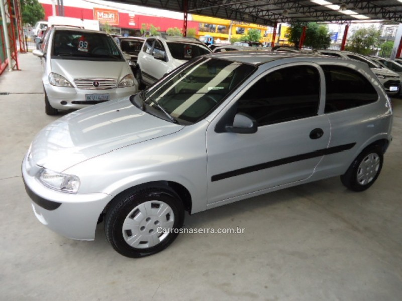 celta 1.0 mpfi vhc 8v gasolina 2p manual 2003 caxias do sul