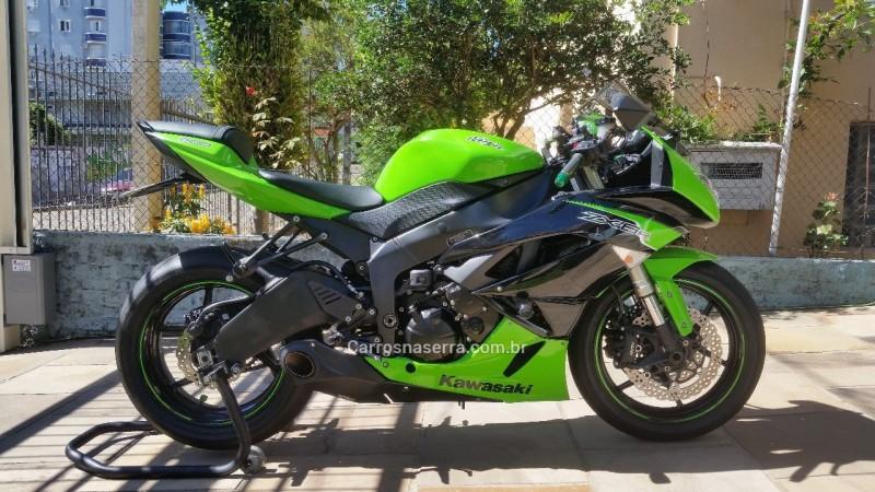 ninja zx 6r 600cc 2012 bento goncalves