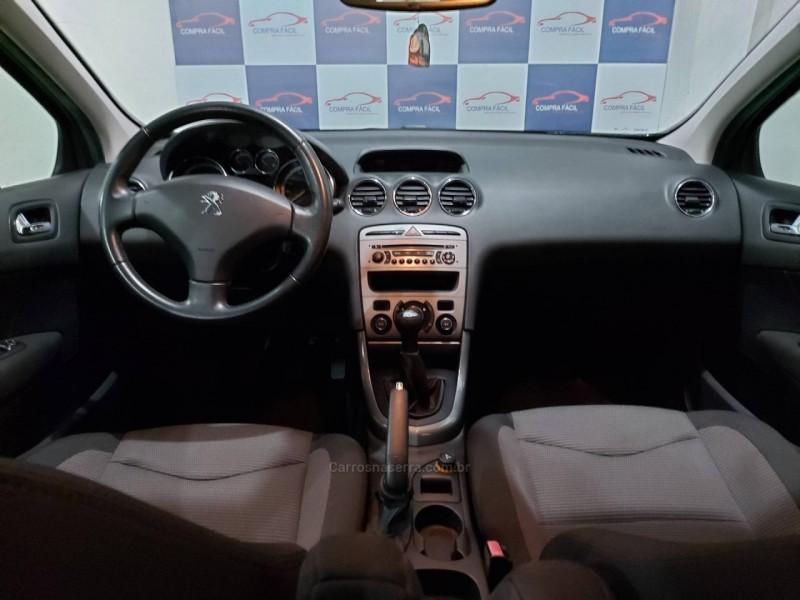 308 1.6 ALLURE 16V FLEX 4P MANUAL - 2013 - BENTO GONçALVES
