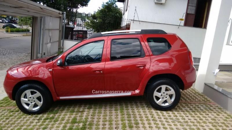 DUSTER 2.0 DYNAMIQUE 4X2 16V FLEX 4P AUTOMÁTICO - 2013 - CAXIAS DO SUL