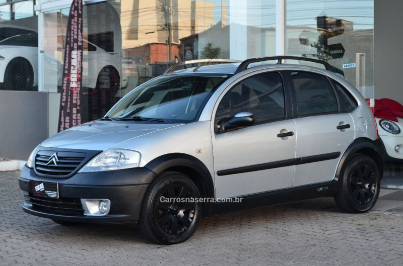 c3 1.6 i xtr 16v flex 4p manual 2007 caxias do sul