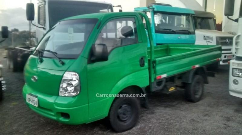 bongo 2.5 k 2500 4x2 cs turbo diesel 2p manual 2010 farroupilha