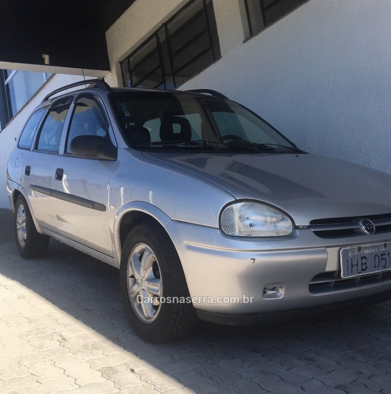 corsa 1.6 mpfi gl wagon 8v gasolina 4p manual 1998 caxias do sul