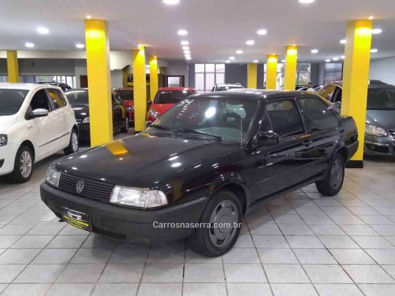 santana 1.8 cl 8v alcool 2p manual 1994 caxias do sul