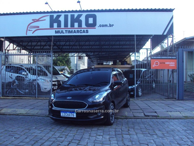 ka 1.0 se 12v flex 4p manual 2019 caxias do sul