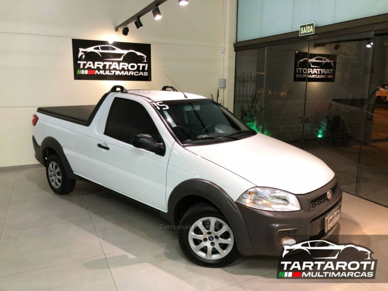 strada 1.4 mpi working cs 8v flex 2p manual 2015 caxias do sul