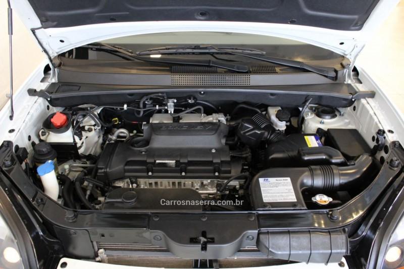 TUCSON 2.0 MPFI GLS TOP 16V 143CV 2WD FLEX 4P AUTOMÁTICO - 2016 - BENTO GONçALVES