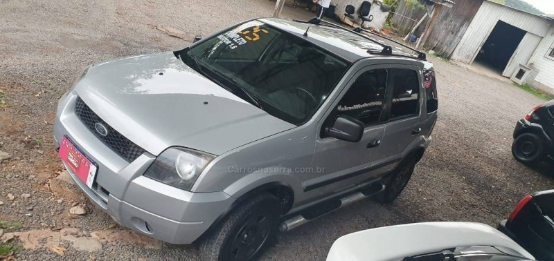 ecosport 1.6 xls 8v flex 4p manual 2005 parobe