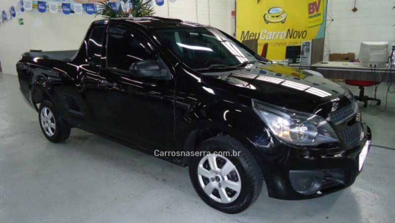 montana 1.4 mpfi ls cs 8v flex 2p manual 2014 caxias do sul