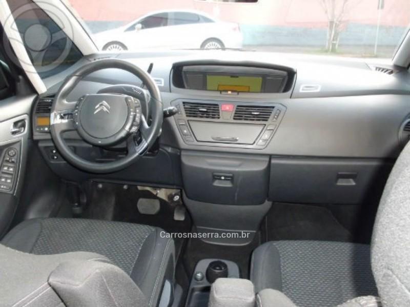 C4 PICASSO 2.0 16V GASOLINA 4P AUTOMÁTICO - 2011 - FLORES DA CUNHA