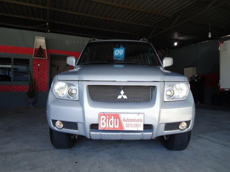 pajero tr4 2.0 4x4 16v 140cv flex 4p manual 2009 caxias do sul