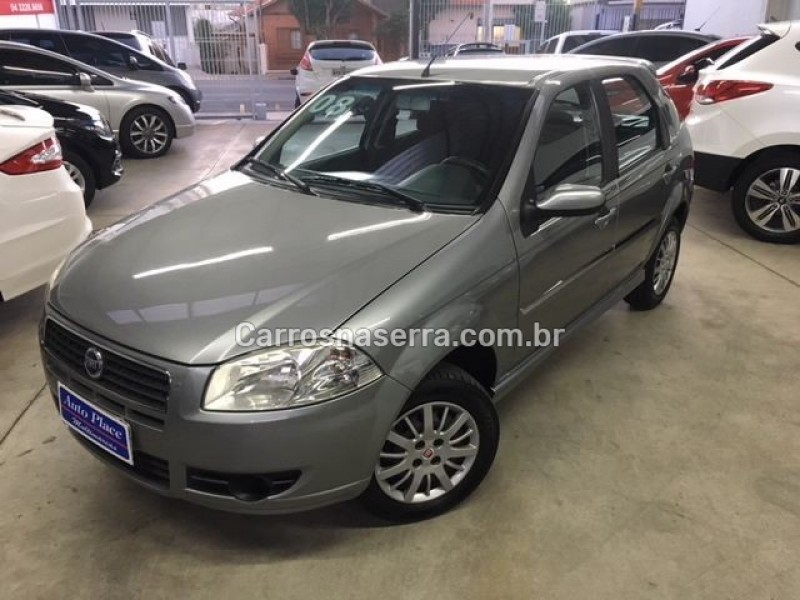 palio 1.0 mpi elx 8v flex 4p manual 2008 caxias do sul