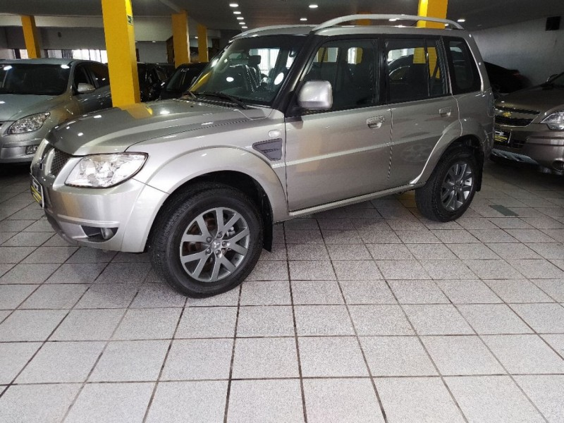 pajero tr4 2.0 4x2 16v 140cv flex 4p manual 2014 caxias do sul
