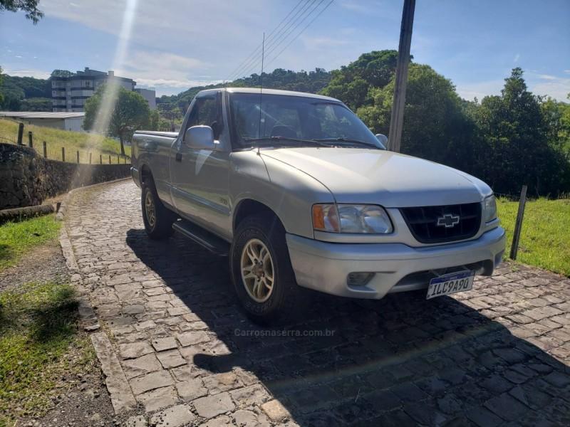 s10 2.5 4x4 cs 8v turbo diesel 2p manual 1999 antonio prado