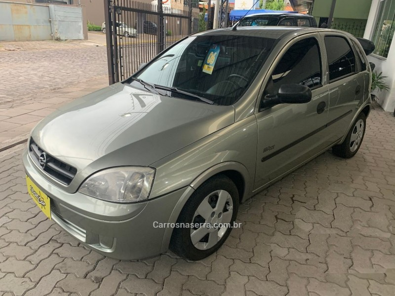 corsa 1.0 mpfi maxx 8v flex 4p manual 2006 caxias do sul