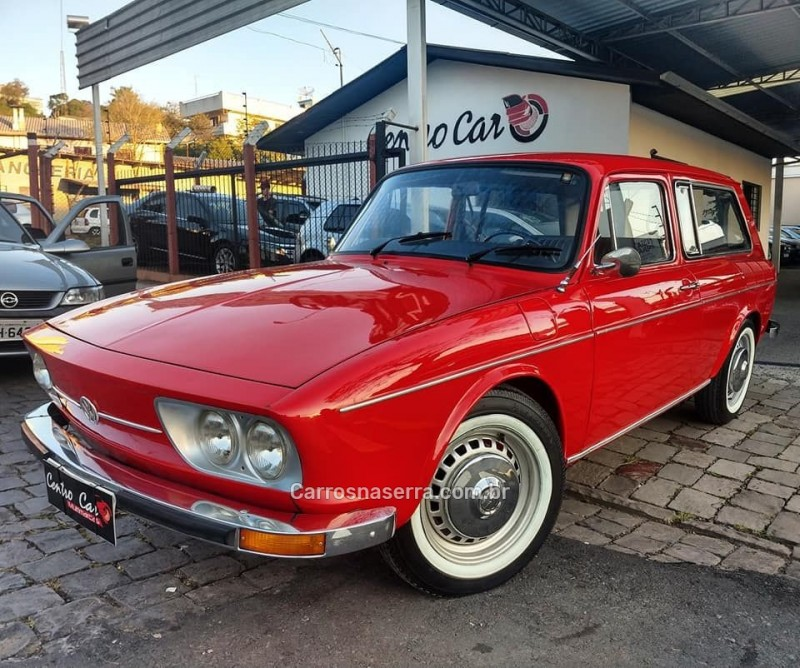 variant 1.6 8v gasolina 2p manual 1972 caxias do sul