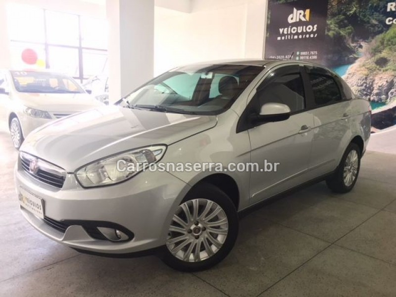 grand siena 1.6 mpi essence 16v flex 4p manual 2016 caxias do sul