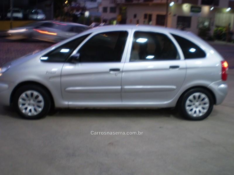 xsara picasso 2.0 gx 16v gasolina 4p manual 2001 caxias do sul