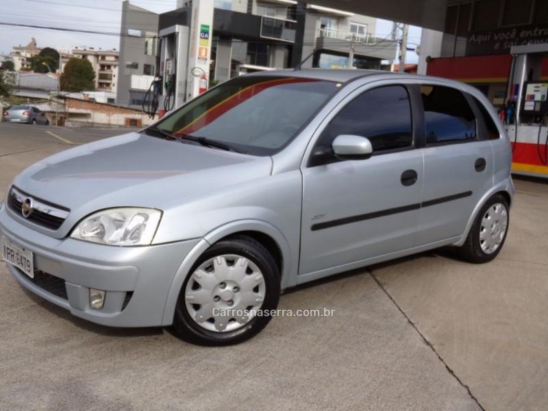 corsa 1.0 mpfi joy 8v gasolina 4p manual 2009 caxias do sul