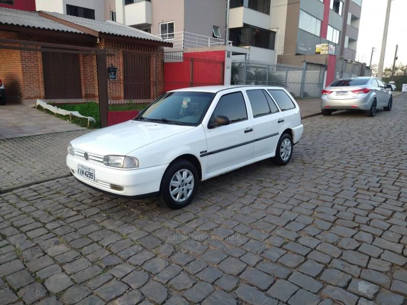 parati 1.0 mi 16v gasolina 4p manual 1999 caxias do sul