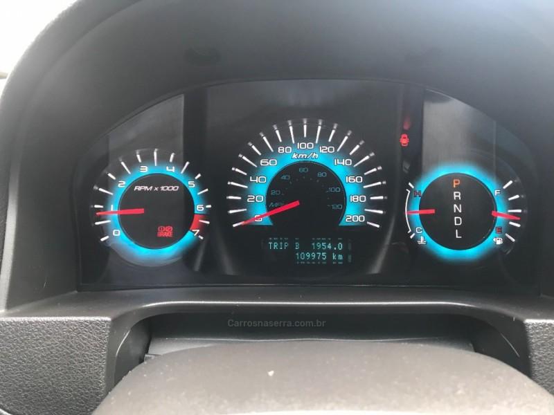 FUSION 2.5 SEL 16V GASOLINA 4P AUTOMÁTICO - 2010 - NOVA PRATA