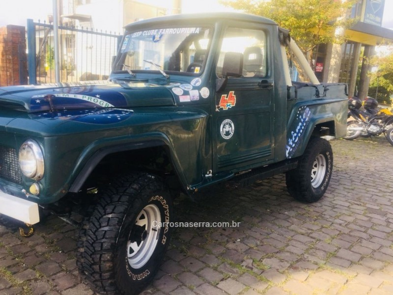 f 75 2.3 4x4 pick up manual 1966 farroupilha