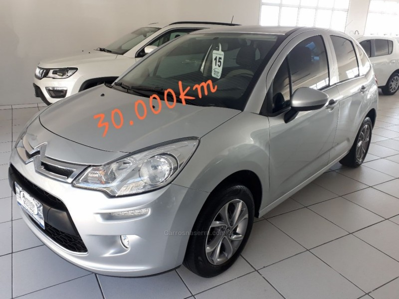 c3 1.5 origine 8v flex 4p manual 2015