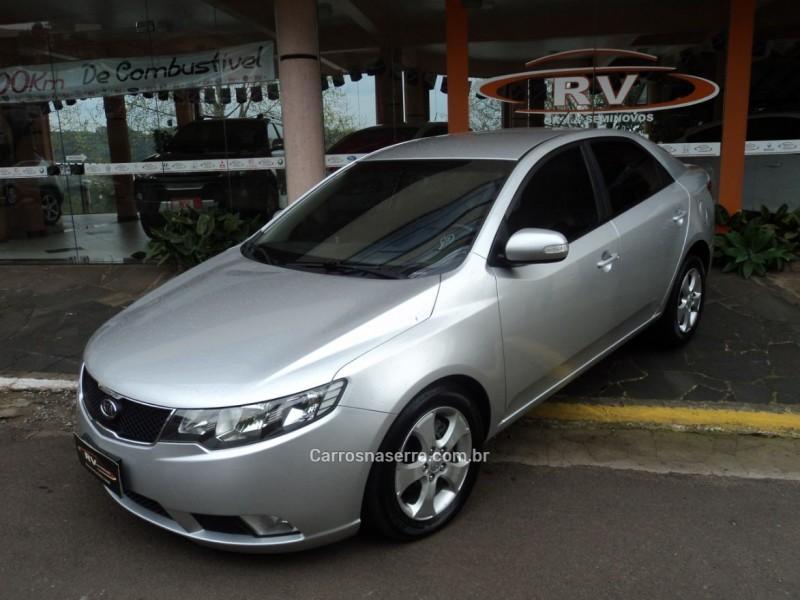 cerato 1.6 ex2 sedan 16v gasolina 4p manual 2011 carlos barbosa