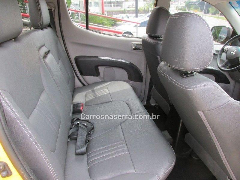 l200 savana 3.2 4x4 16v turbo intercooler diesel 4p manual 2015 bento goncalves