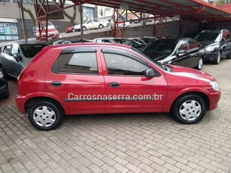 CELTA 1.0 MPFI VHCE SPIRIT 8V FLEX 4P MANUAL - 2011 - CAXIAS DO SUL