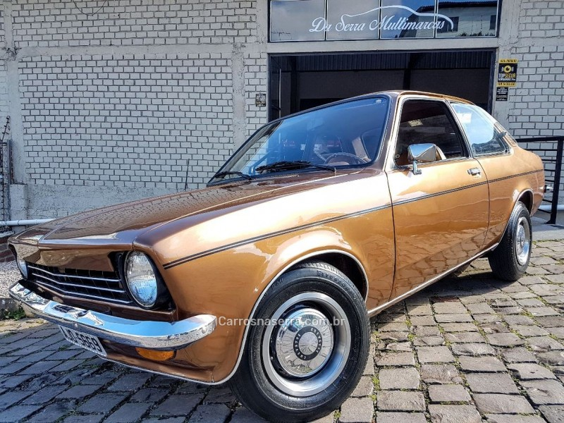 chevette 1.4 8v gasolina 4p manual 1976 farroupilha