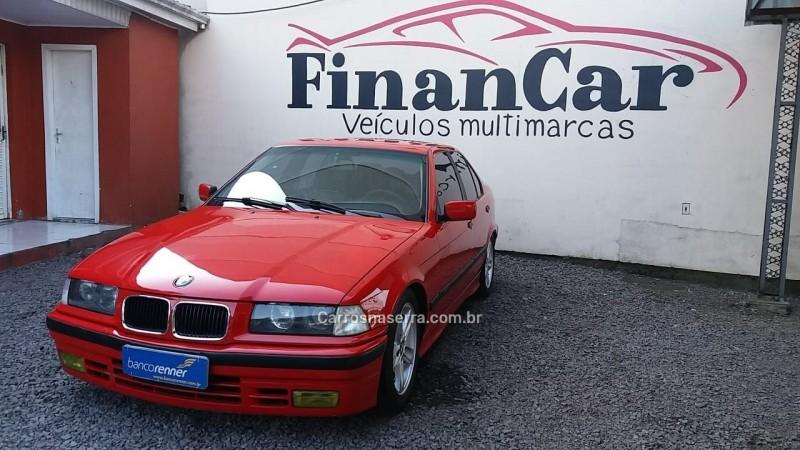 325i 2.5 sedan 24v gasolina 4p manual 1992 caxias do sul