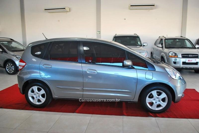 FIT 1.4 LX 16V FLEX 4P AUTOMÁTICO - 2012 - SANTA CRUZ DO SUL