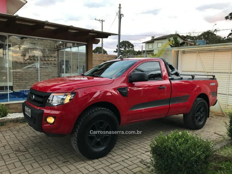 ranger 2.5 sport 16v 4x2 cs flex 2p manual 2015 caxias do sul