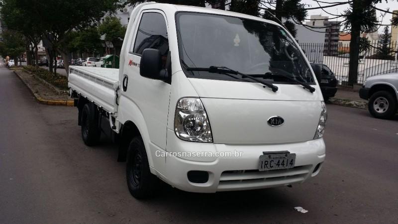 BONGO 2.5 K-2500 4X2 CS TURBO DIESEL 2P MANUAL - 2011 - CAXIAS DO SUL