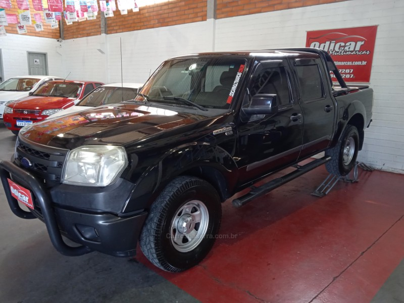 ranger 2.3 xls 4x2 cs 16v gasolina 2p manual 2011 caxias do sul