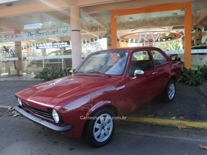 chevette 1.4 8v gasolina 4p manual 1974 carlos barbosa