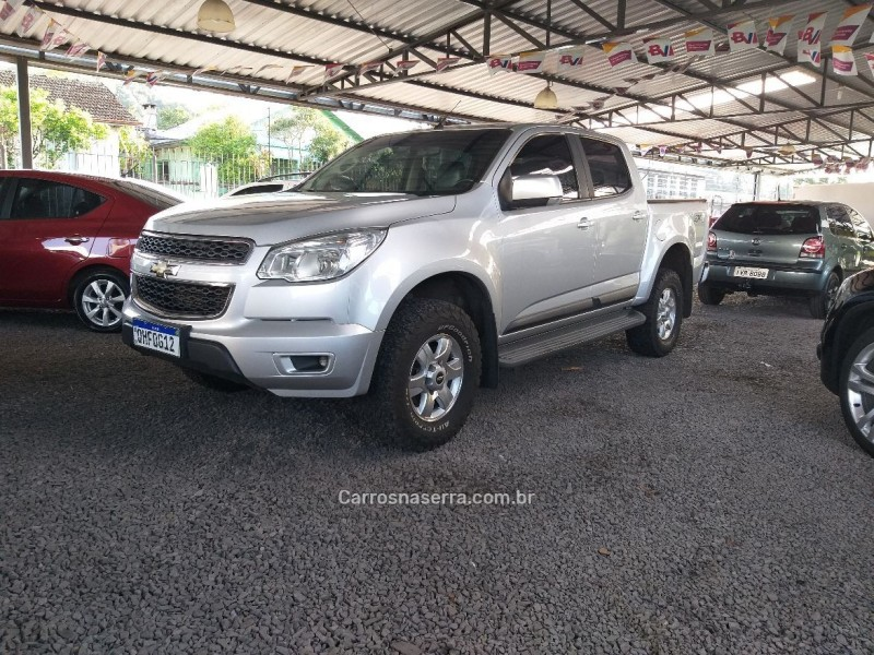 s10 2.8 lt 4x4 cd 16v turbo diesel 4p automatico 2015 caxias do sul