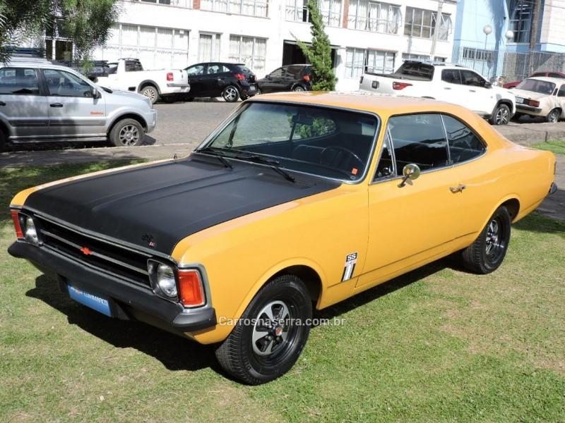 opala 2.5 ss 8v gasolina 2p manual 1974 sao marcos