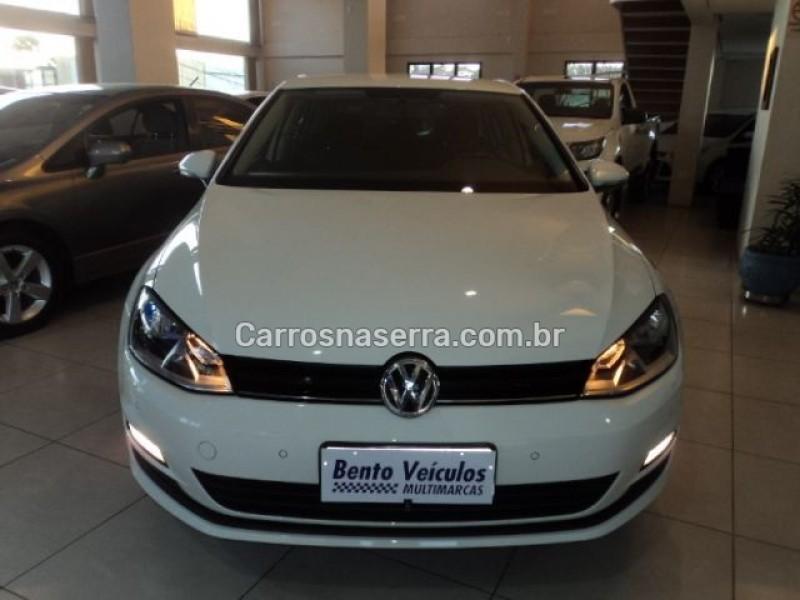 golf 1.4 tsi comfortline 16v gasolina 4p automatico 2015 bento goncalves